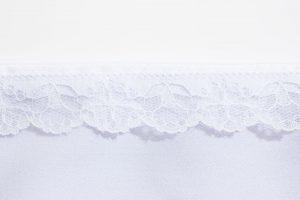 Wäschebeutel Ringelsuse Fair Trade Baumwolle weiß