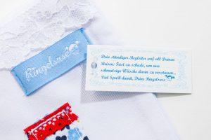 Wäschetasche Aufbewahrung dreckige Wäsche süß niedlich