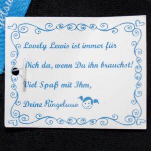 "Detail Beutel ""Both Dresses"" von Ringelsuse"