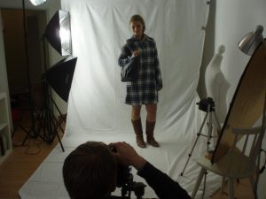 Model Shooting Ringelsuse