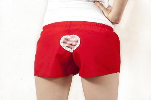 Boxershorts und Nachtwäsche für Mädels...