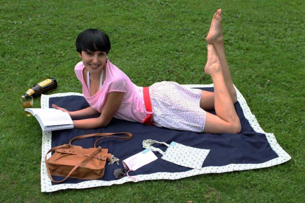 Picknickdecken zum Wohlfühlen