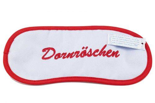 """Schlafmaske """"Dornröschen"""""""