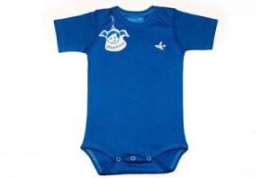 Baby bekleidung Strampler mit Friedenstaube