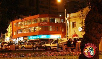 Pariwana Hostel Lima