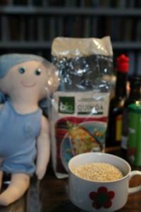 Kochen mit Quinoa Rezept von Ringelsuse
