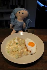 Kochen mit Quinoa Anleitung aus Peru