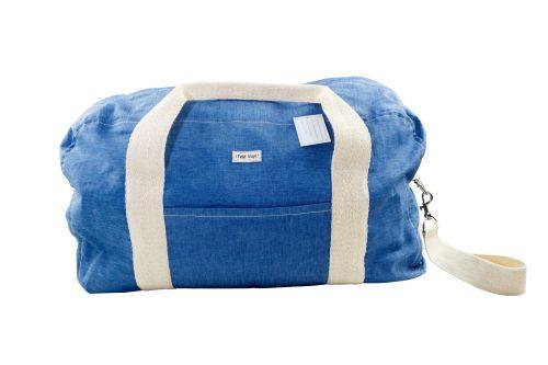 Reisetasche blau Jeans von Ringelsuse