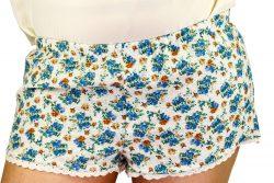 Vintage Shorts Blümerant