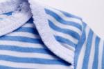 Detail Babystrampler müde bin ich geh zur ruh