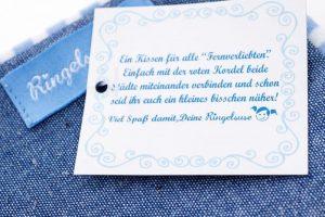 Fernbeziehung Deutschland Geschenkidee