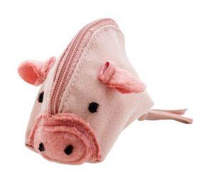 Glücksbringer talismann glücksschwein von Ringelsuse