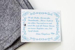 Strandtuch Reise Tuch Schal