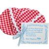 Abschminkpads aus Stoff Bio Baumwolle