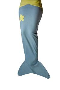 Decke mit Flosse Meerjungfrau für Mädchen