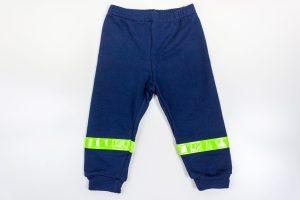 Hose Feuerwehr Schlafhose Reflektoren Uniform Kostüm Feuerwehrmann