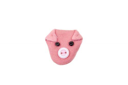 Schweinchen Schwein Ferkel Schnürsenkel Schmuck Glück