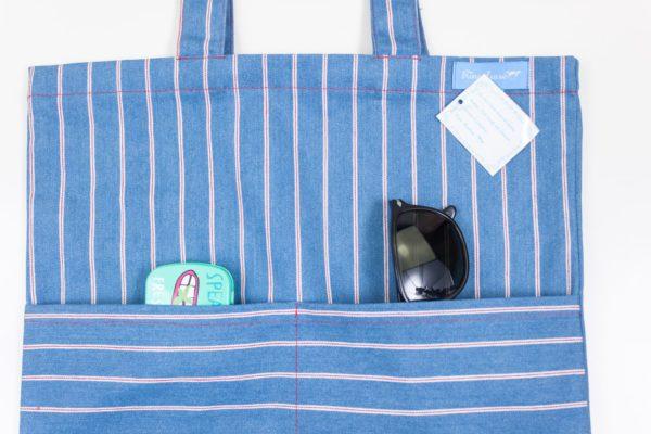 Gute Laune Tasche Strandtasche Sommertasche Sommer