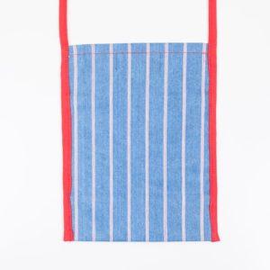 Tasche blau rot weiß gestreift Täschchen Ringelsuse
