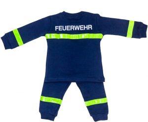 Schlafanzug Feuerwehrmann 104