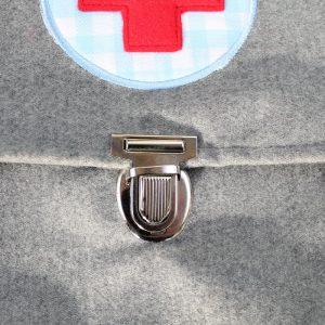 Arztkoffer zum Spielen rotes Kreuz